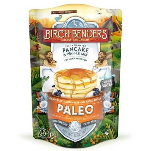 All Birch Benders Products