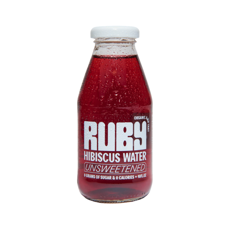 Ruby Hibiscus Water
