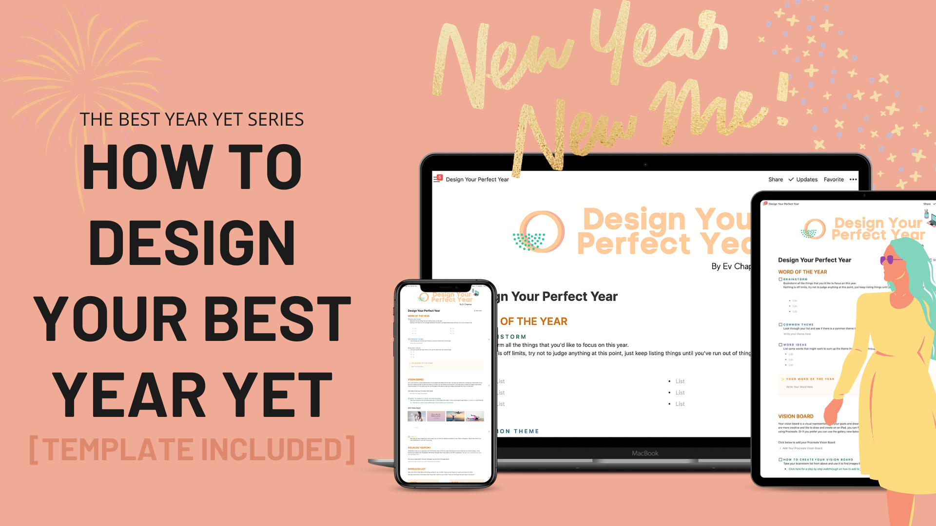 How To Design Your Best Year Yet