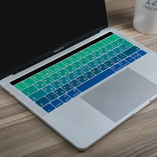 Silicone Keyboard Cover Sticker for Macbook Pro 13