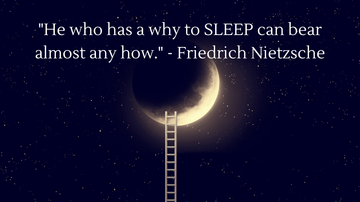 Superior sleep is a POWERFUL competitive advantage!