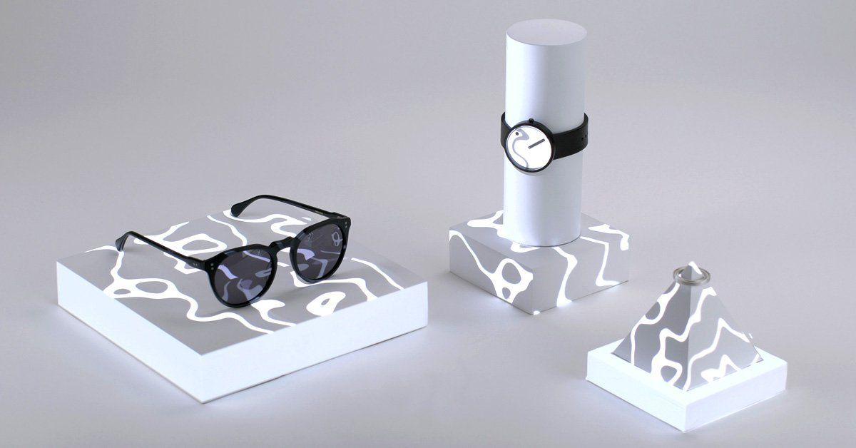 'lightform' augmented reality projector covers inanimate objects with trippy digital patterns