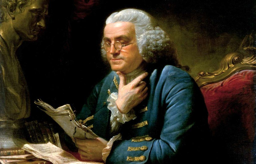 10 Productivity Lessons From Benjamin Franklin's Daily Schedule.