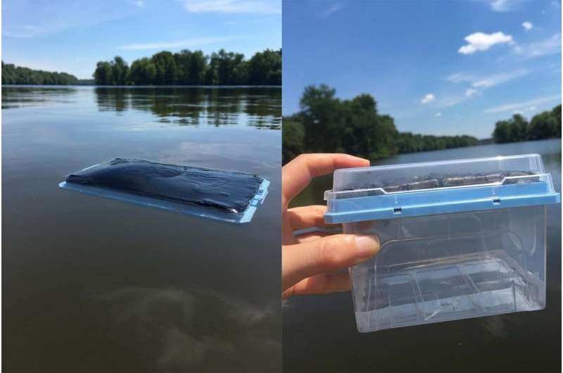 Low-cost solar-powered water filter removes lead, other contaminants