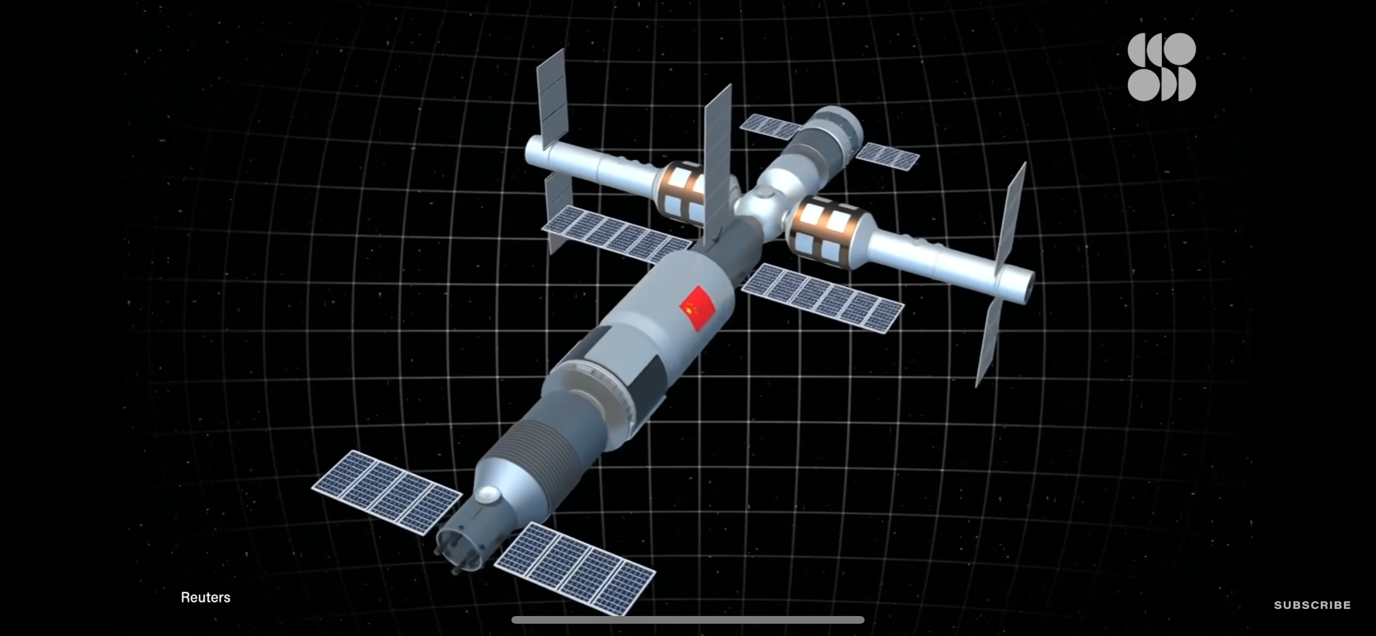 China Space Station on track to be built in 2 years
