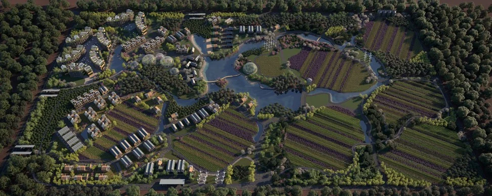 'The Tesla of eco-villages': Silicon Valley entrepreneur's optimistic vision for sustainable, resilient 21st century communities