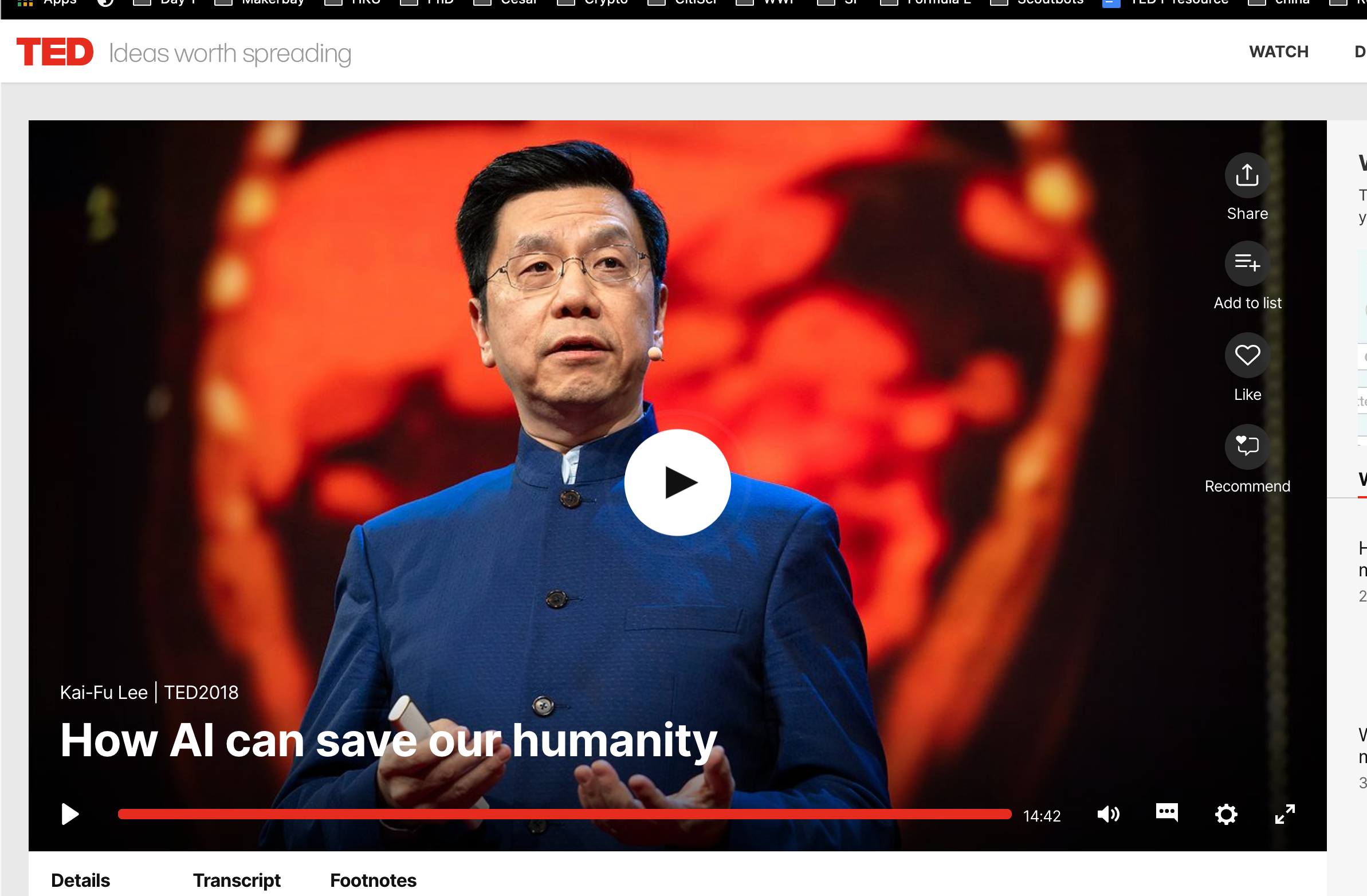 How AI Can Save Our Humanity