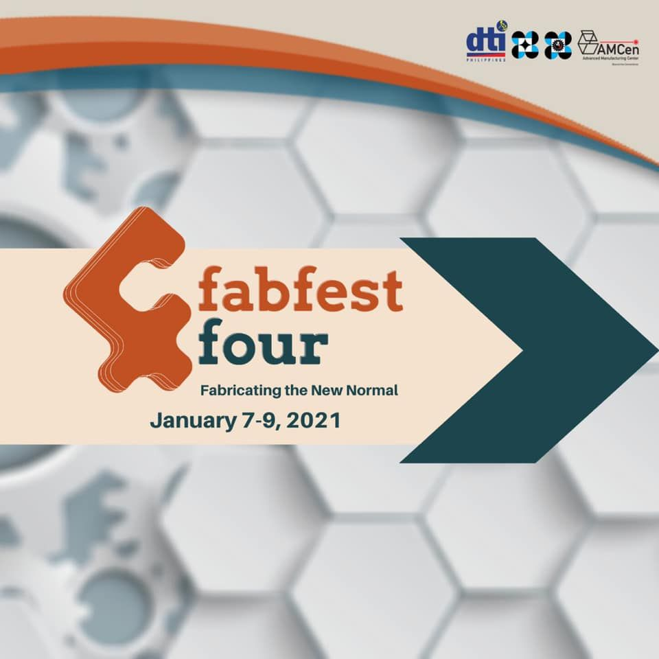 """""""Fabfest Four"""" Philippines Department of Trade and Industry Keynote Speaker"""