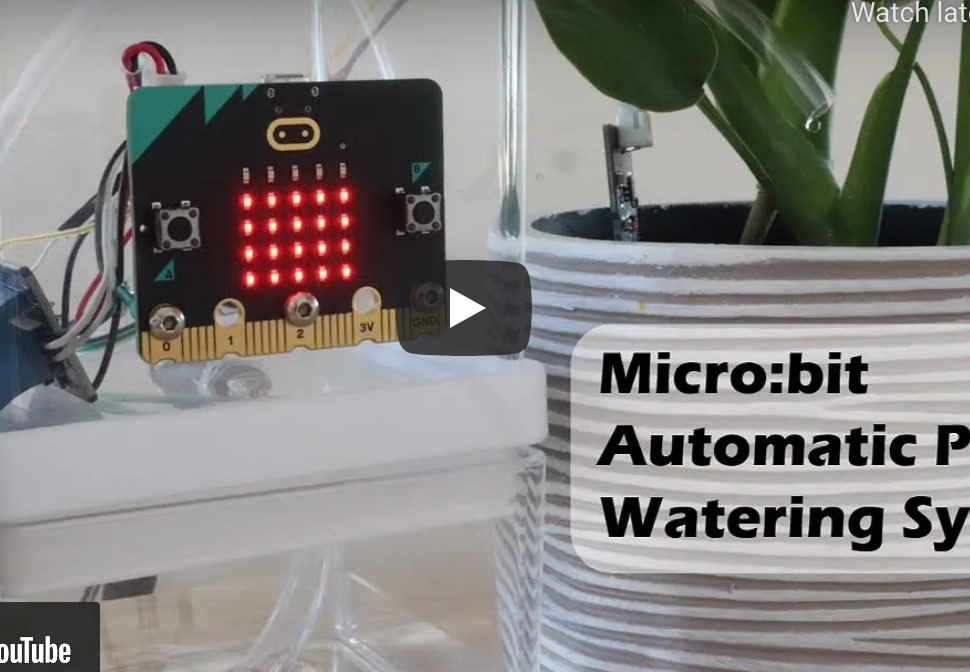 MicroBit Watering System