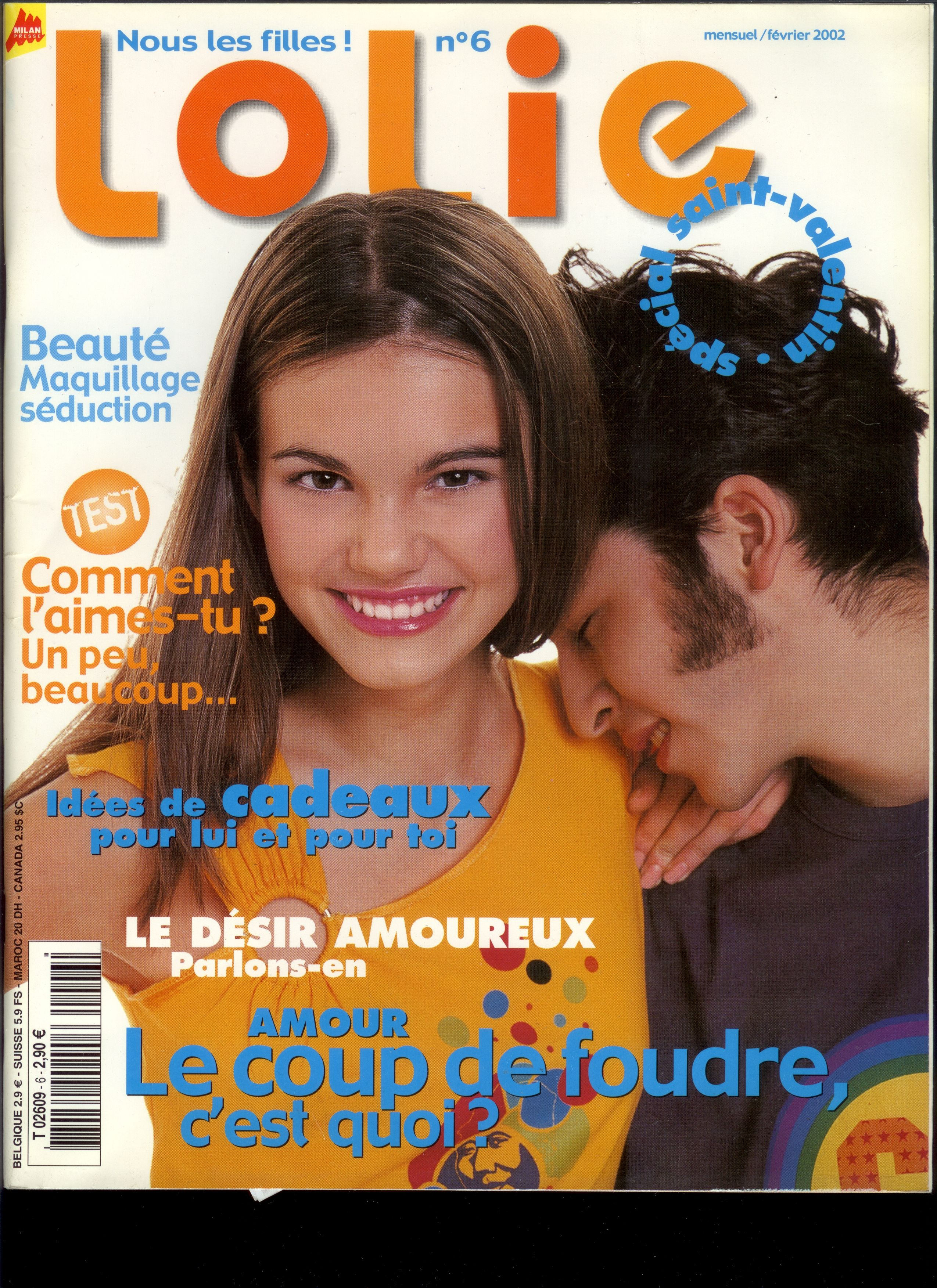 Cover of Lolie Youth Magazine