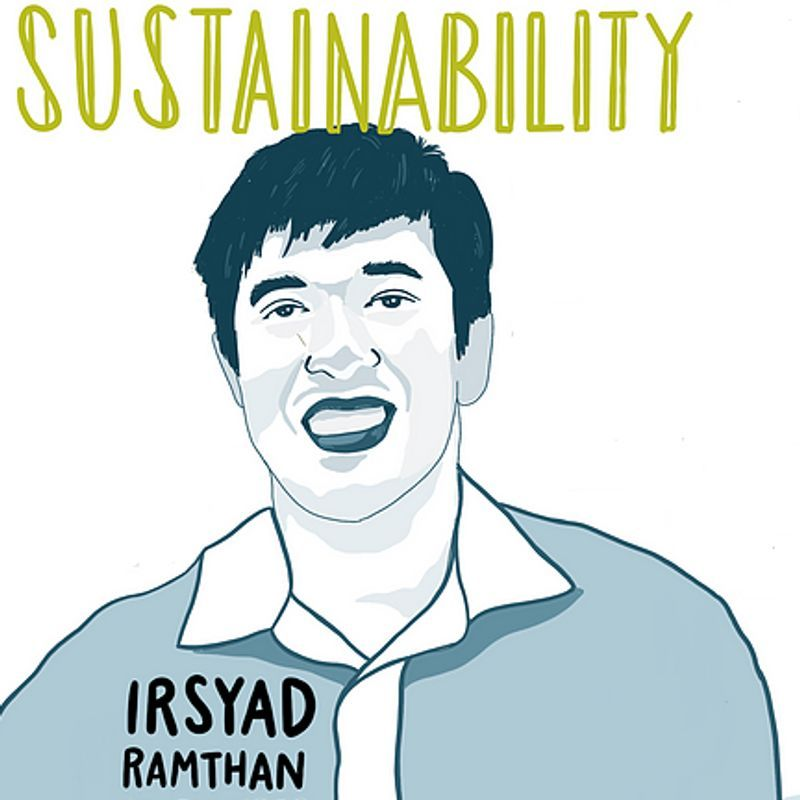 Book a time with Irsyad Ramthan on Superpeer