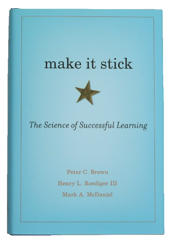 Make It Stick by Peter Brown