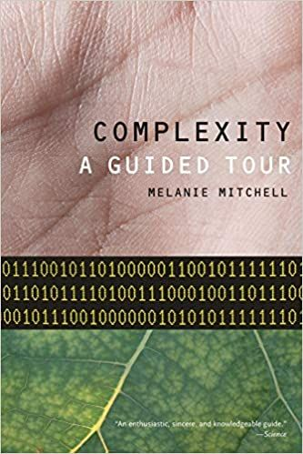 Complexity: A Guided Tour by Melanie Mitchell