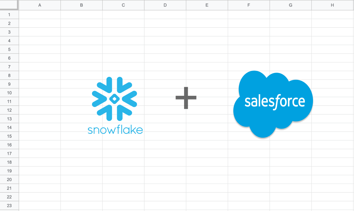 How to send data from Snowflake to Salesforce