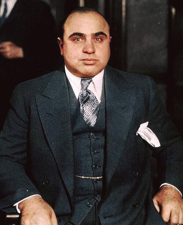 The Man Who Conned Capone