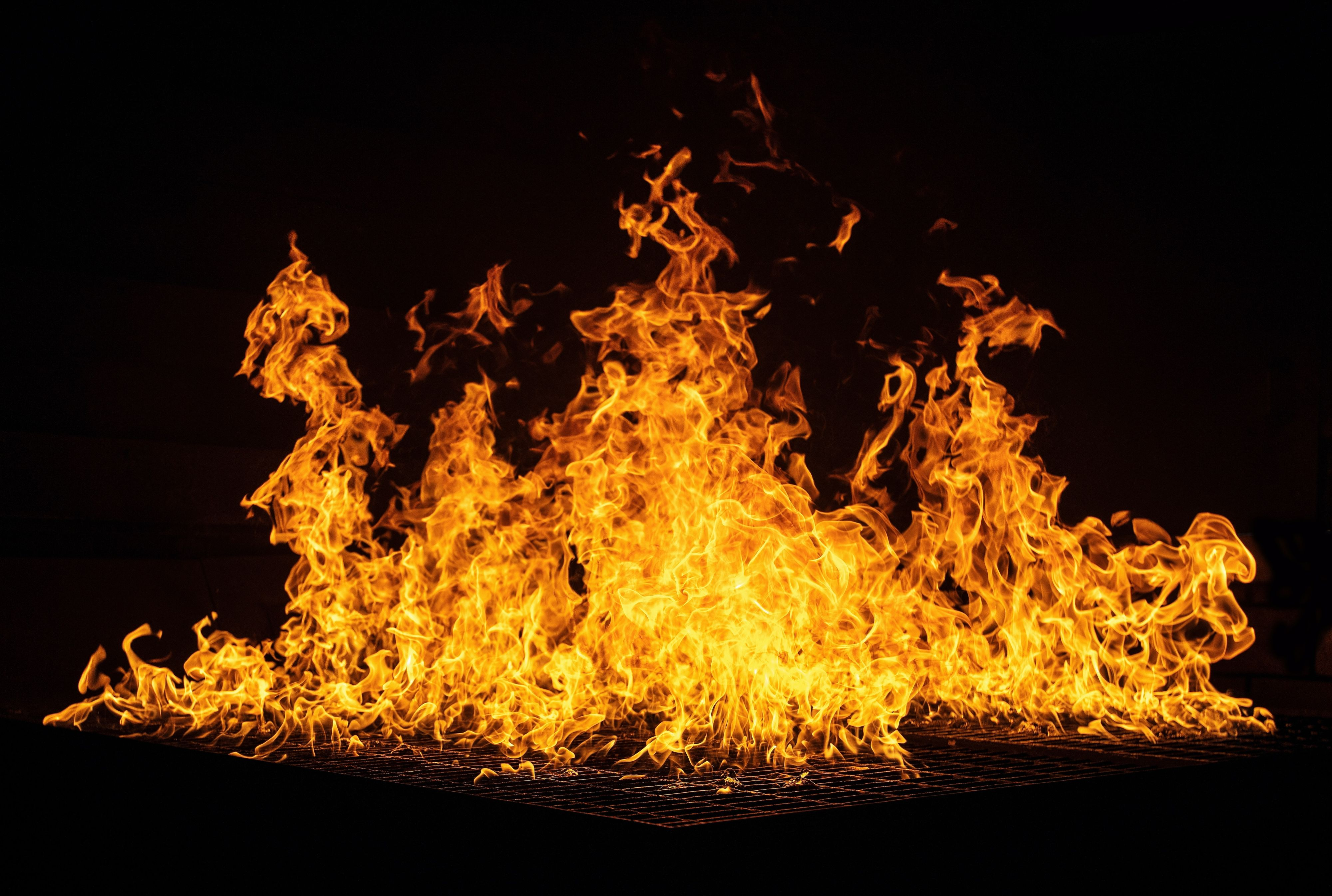 The Raging Fire of Inspiration