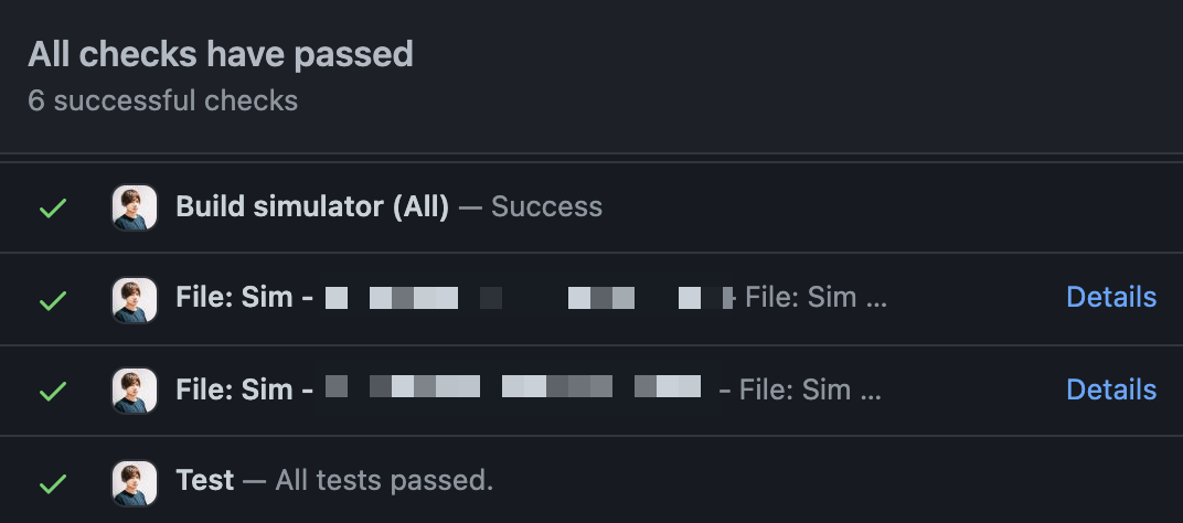 [fastlane action] update commit status in GitHub