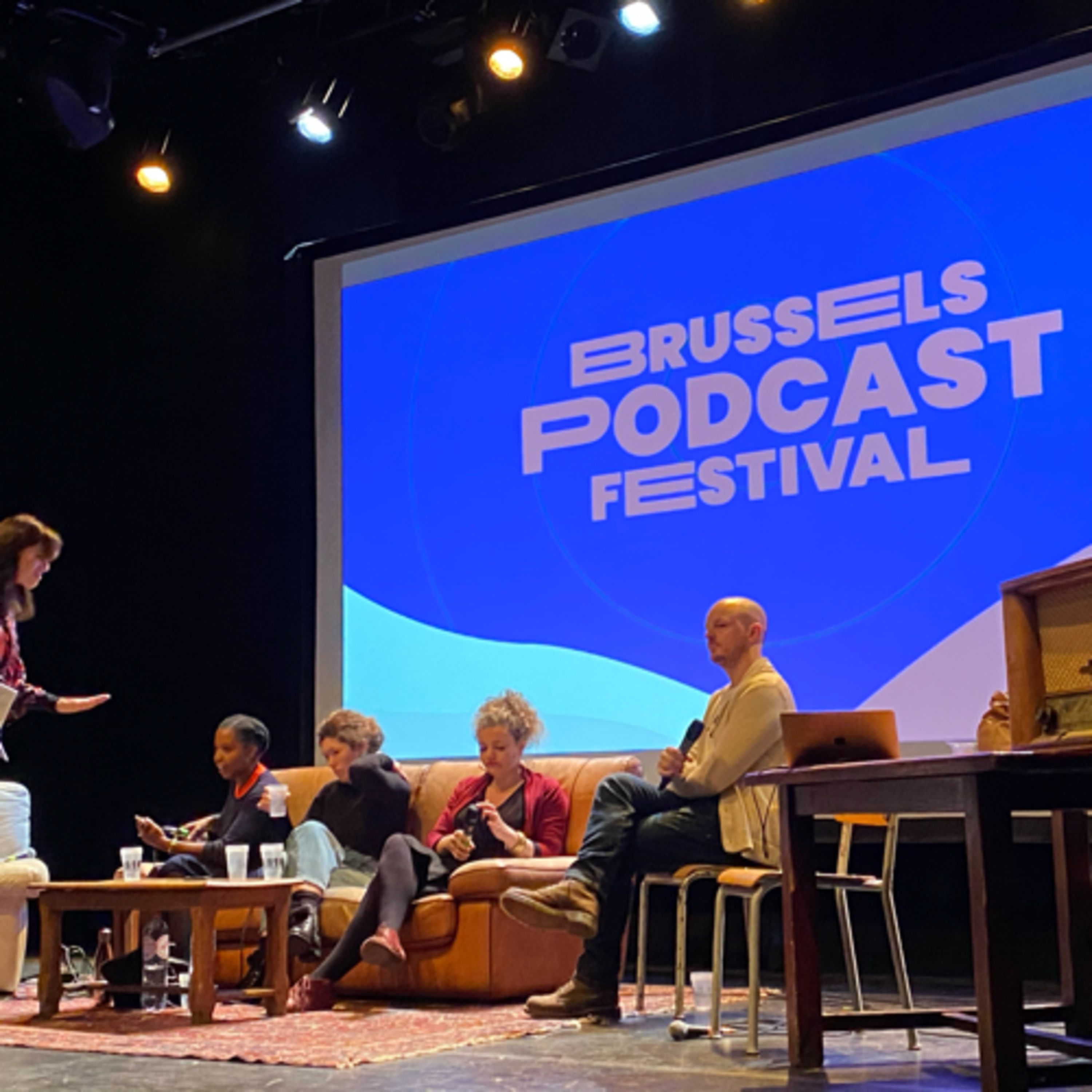 Brussels Podcast Festival