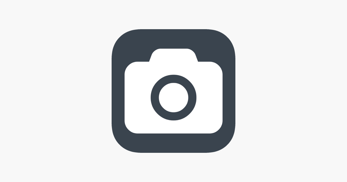 ‎Shoot - Clean Camera Feed on the App Store