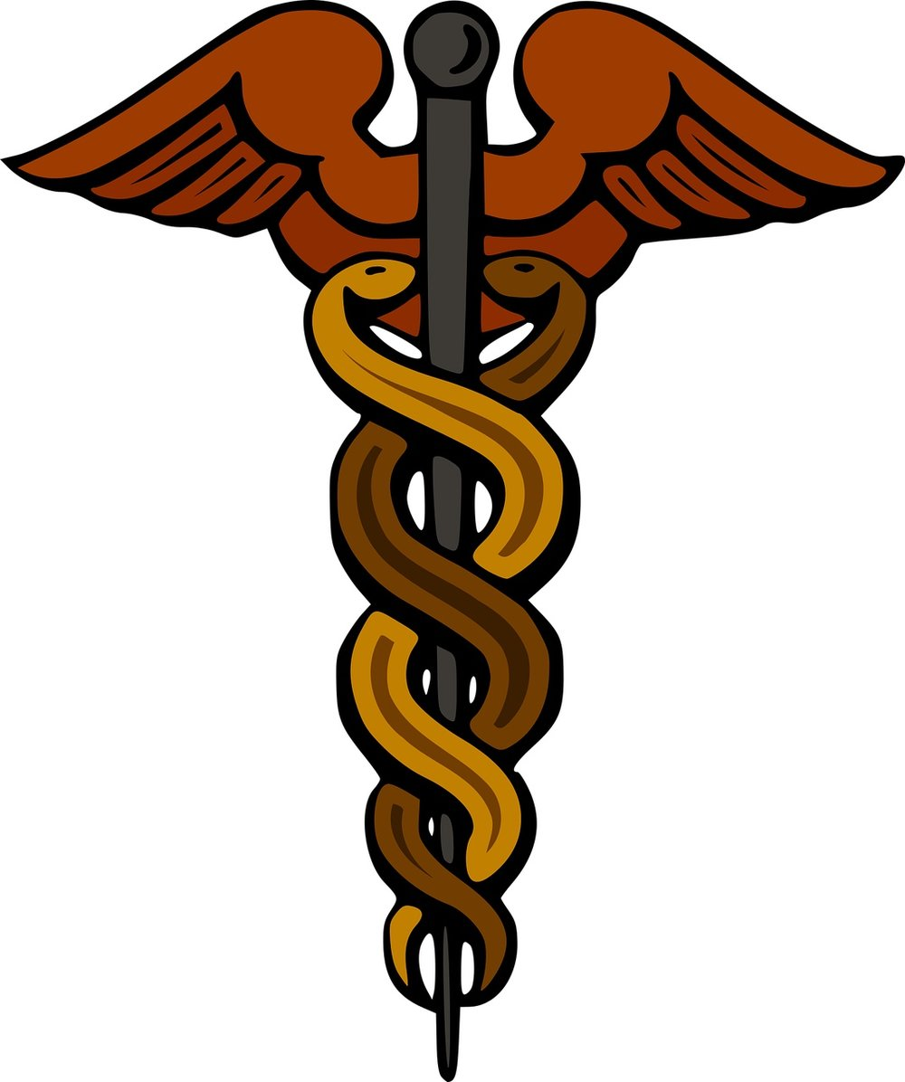 Medical snake healthcare thing