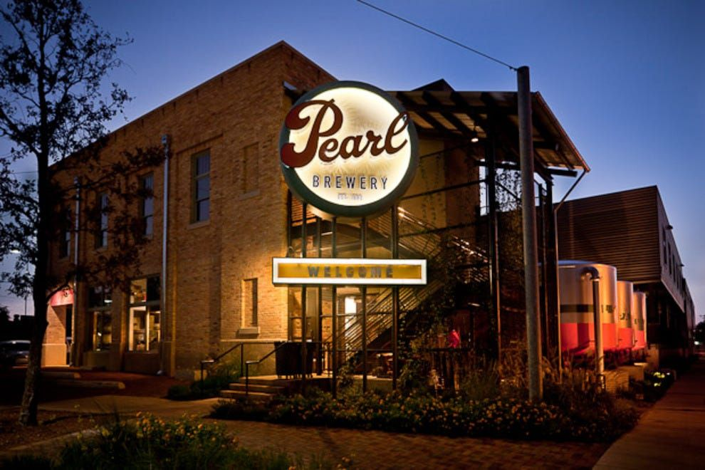 The Pearl Brewery, in-fill's crown jewel