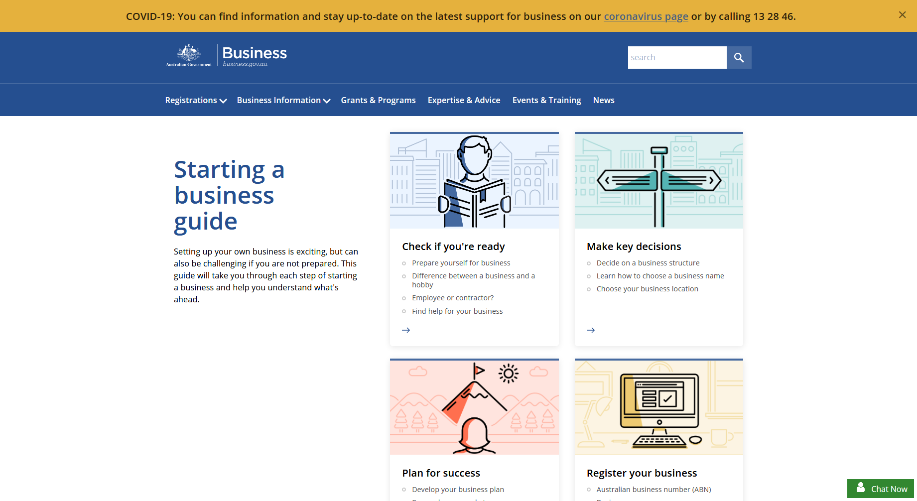 Starting a Business Guide