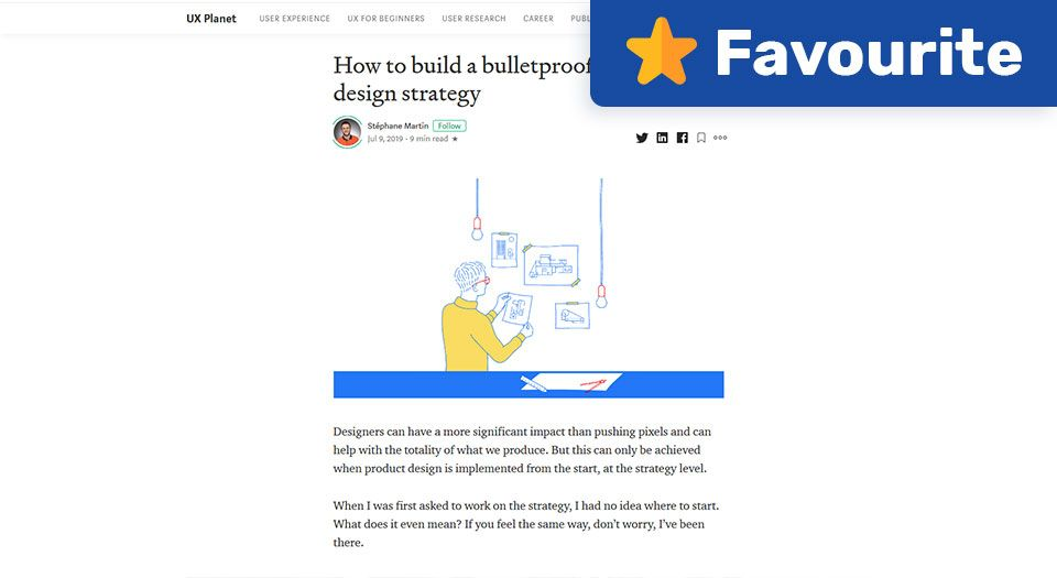 How to Build a Bulletproof Product Design Strategy