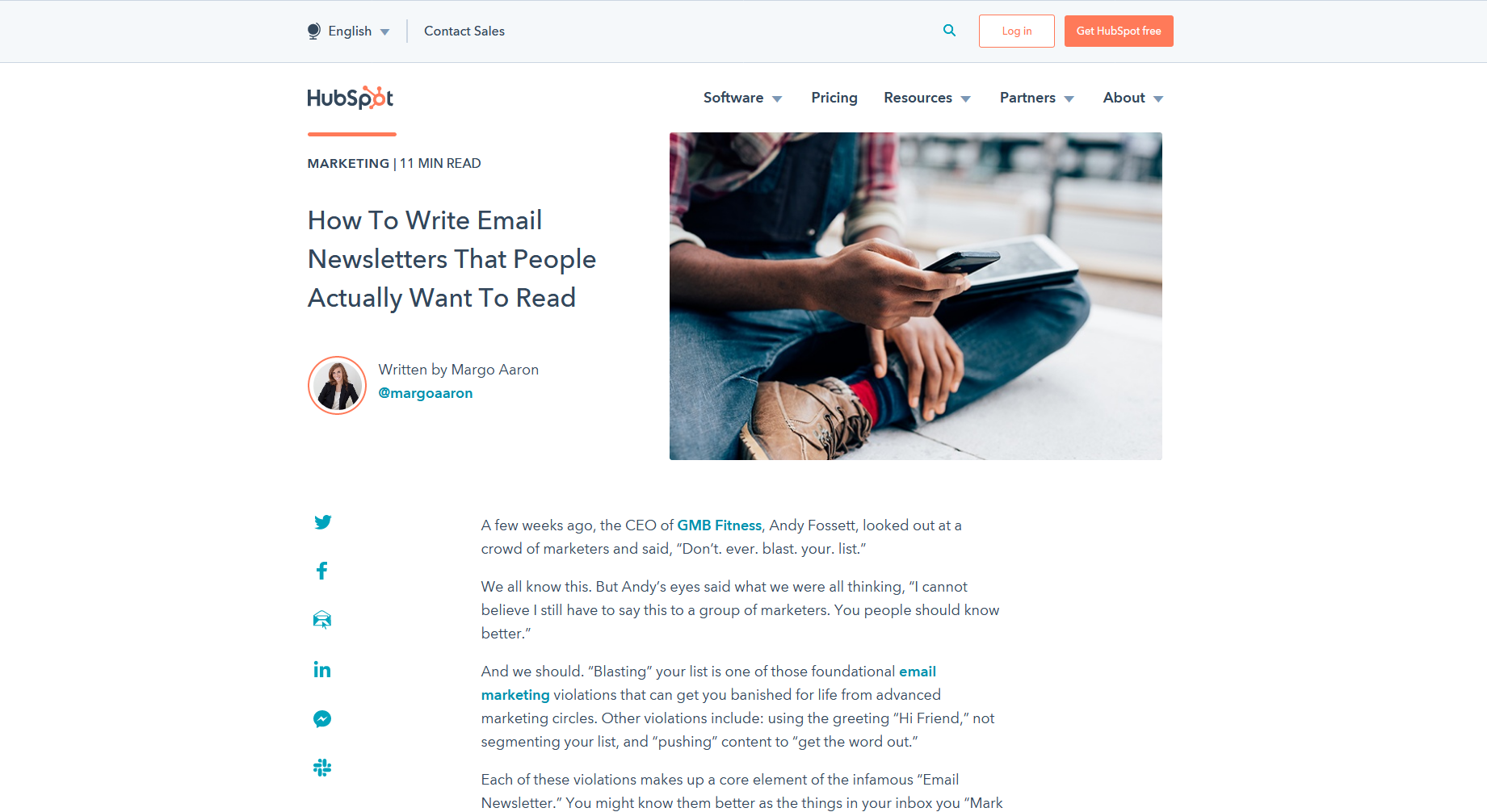 How To Write Email Newsletters That People Actually Want To Read