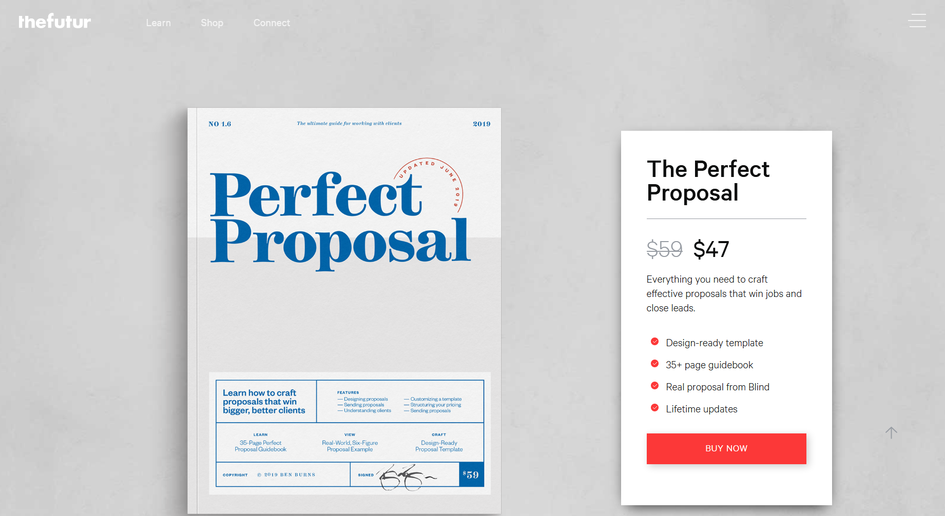 The Perfect Proposal — The Futur