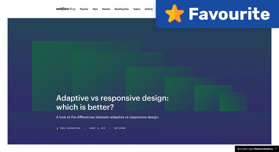 Adaptive vs Responsive Design: Which is Better?