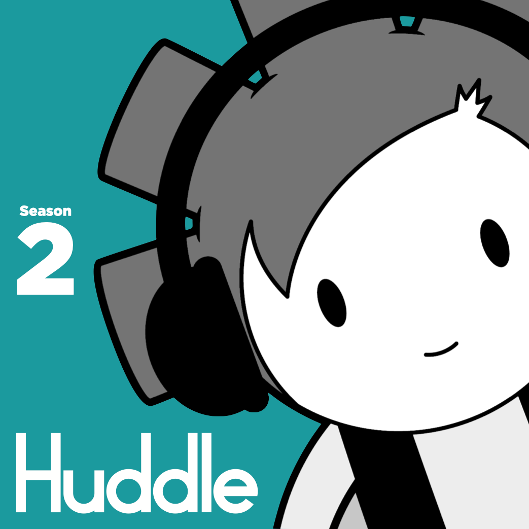 Ep 28 - Advocating Human-Centred Design in large organisations - The Huddle Show