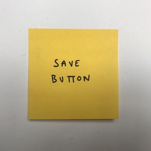 Just an innocent Post-it note? More like a red flag.