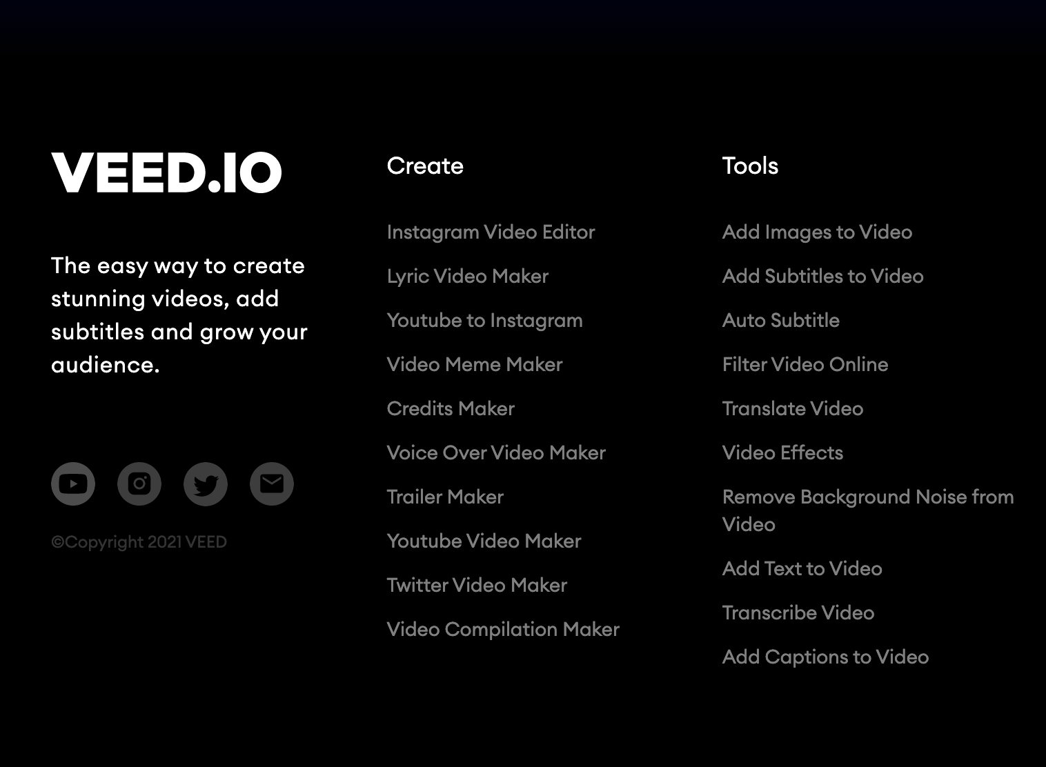 Case study: VEED's first 100 users from search