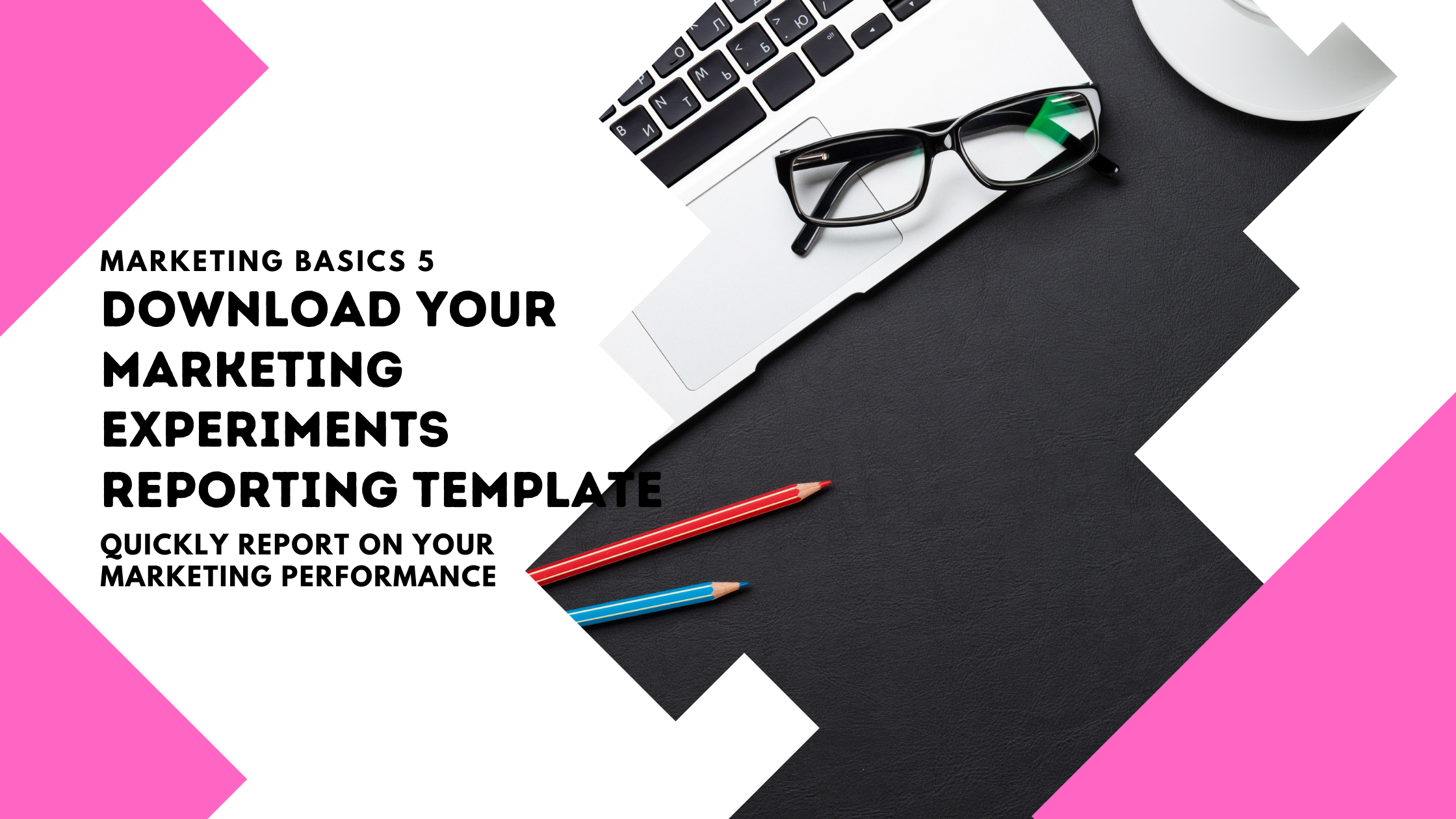 Do this first: introduce weekly marketing experiments into your startup [Template]