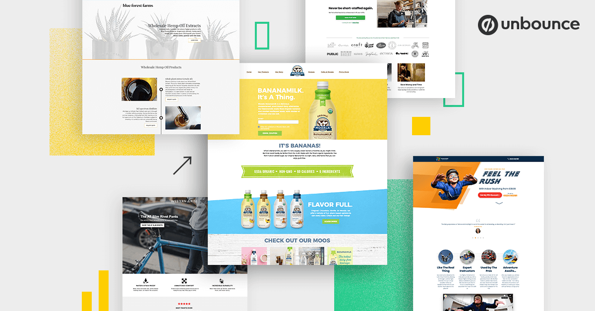 29 Best Landing Page Examples of 2020 For Your Swipe File