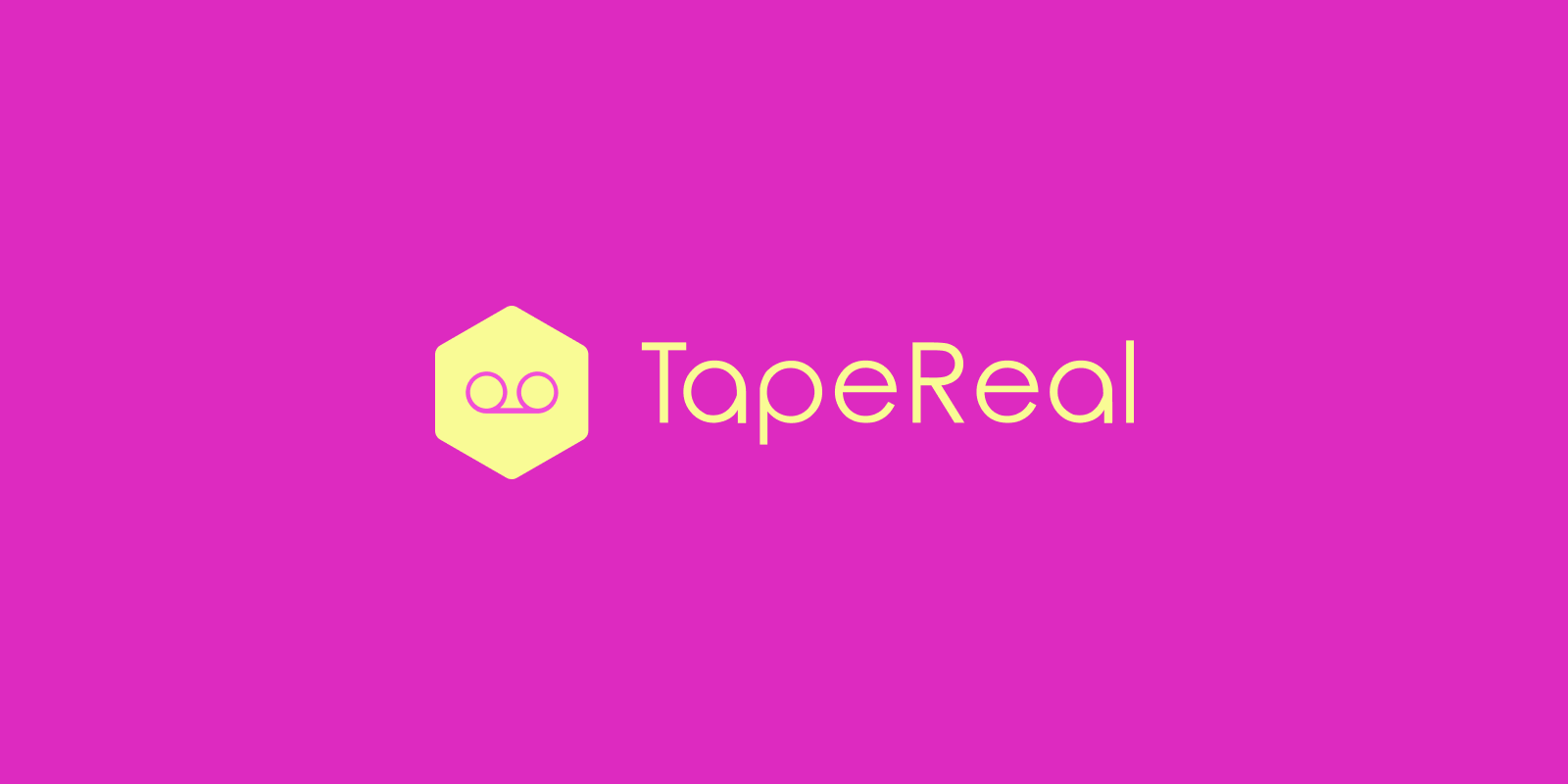 TapeReal