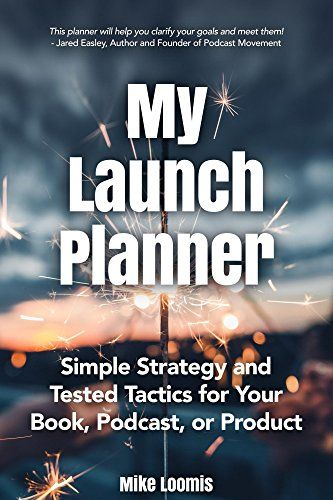 My Book Launch Planner
