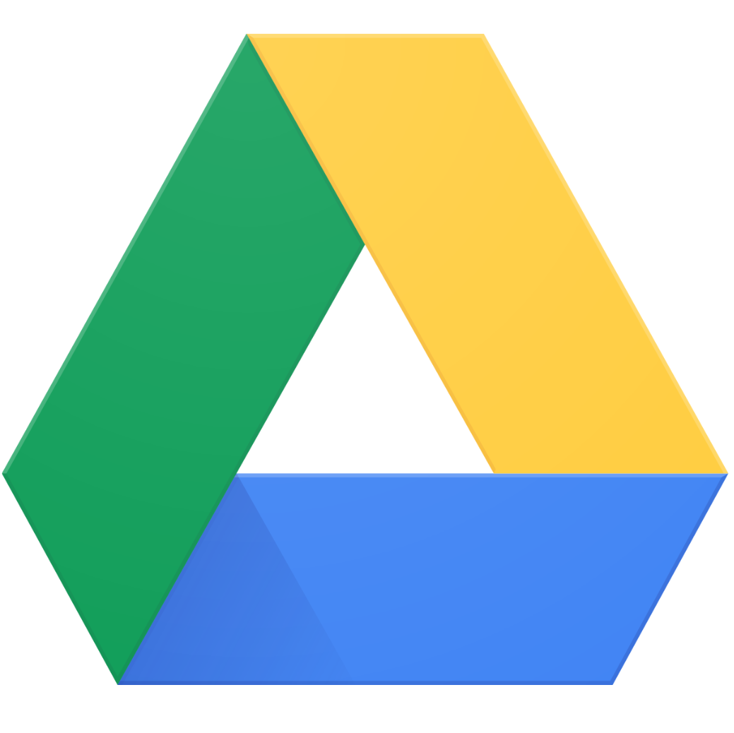 Google Drive: Docs, Slides & Sheets