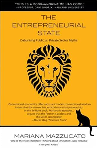 The Entrepreneurial State: Debunking Public vs. Private Sector Myths (Anthem Other Canon Economics)