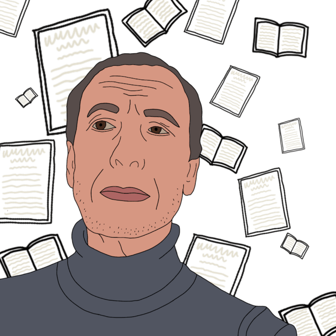 The Man Who Reads 1,000 Articles a Day