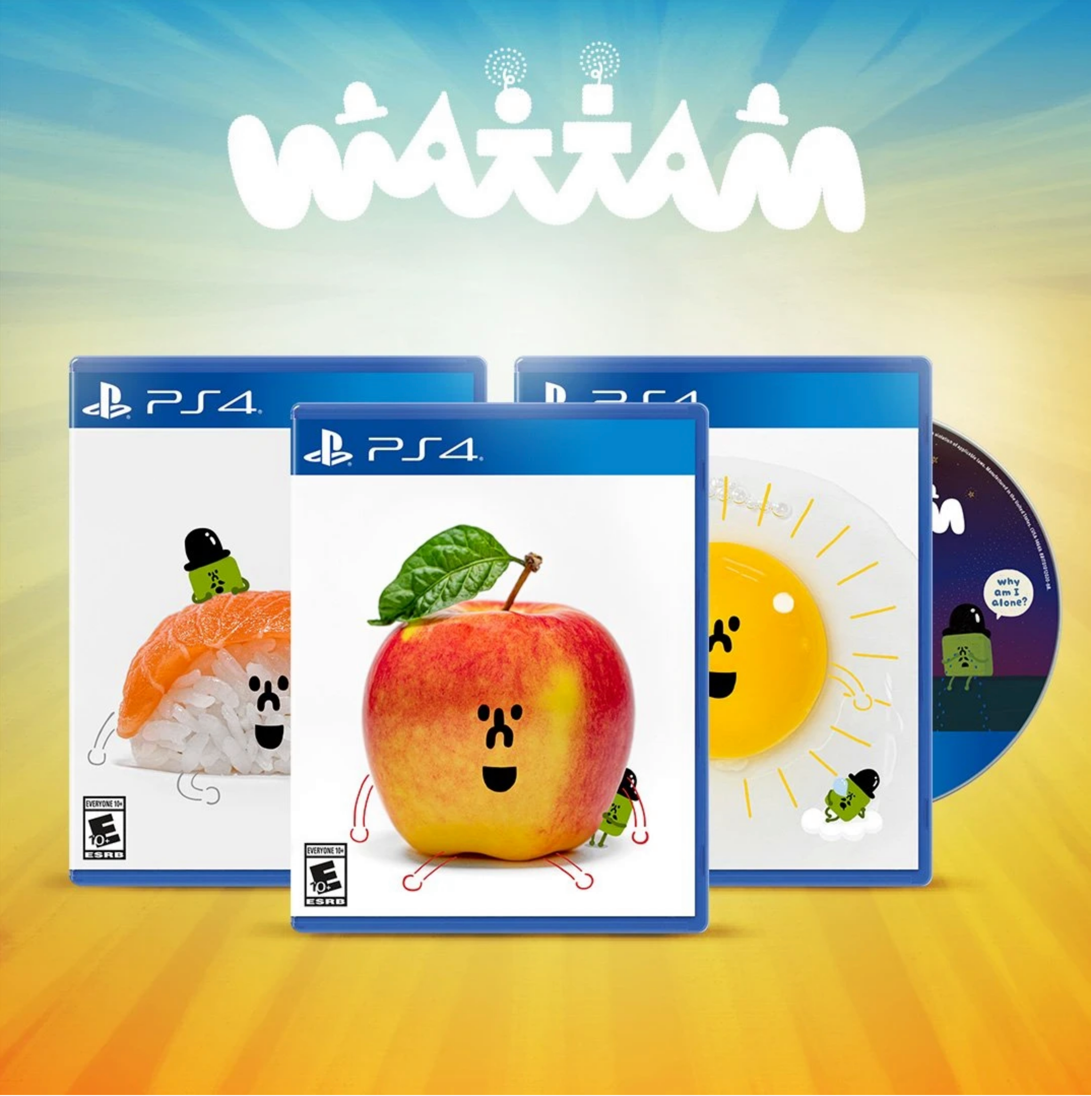 PlayStation 4 Physical Edition