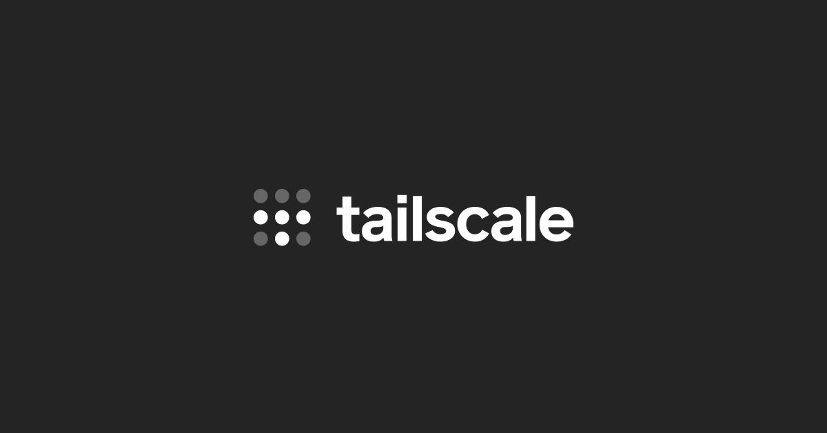 Setting up Tailscale on Raspberry Pi