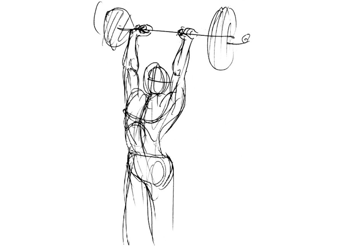The Barbell Method of Reading