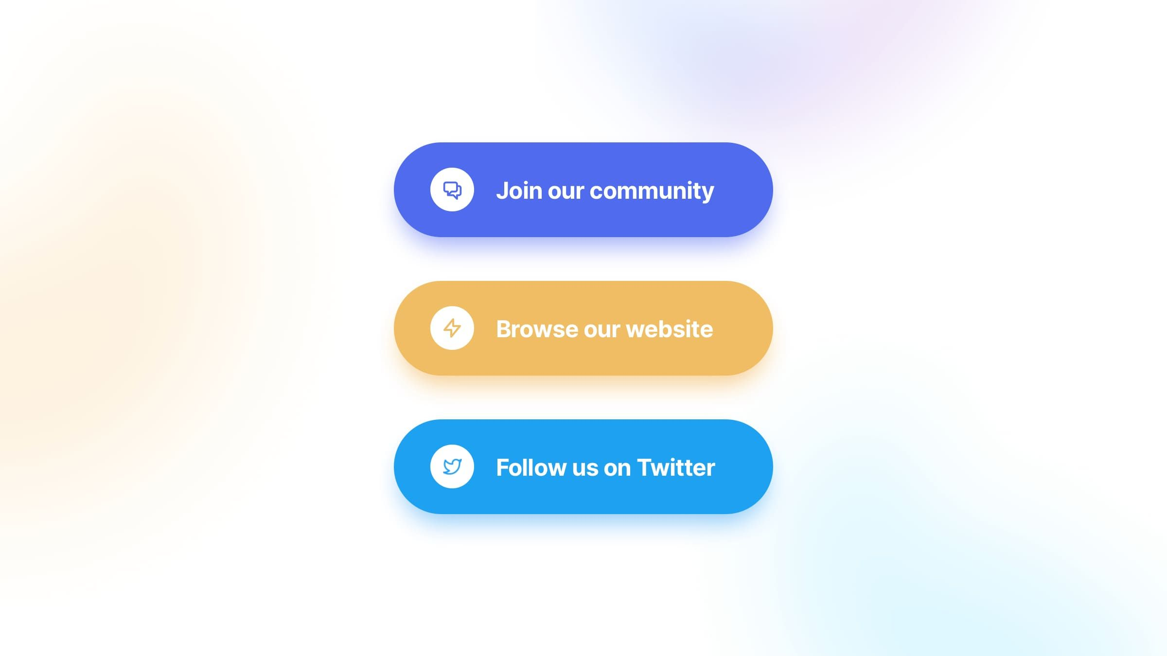 Add stylized buttons to your Super site