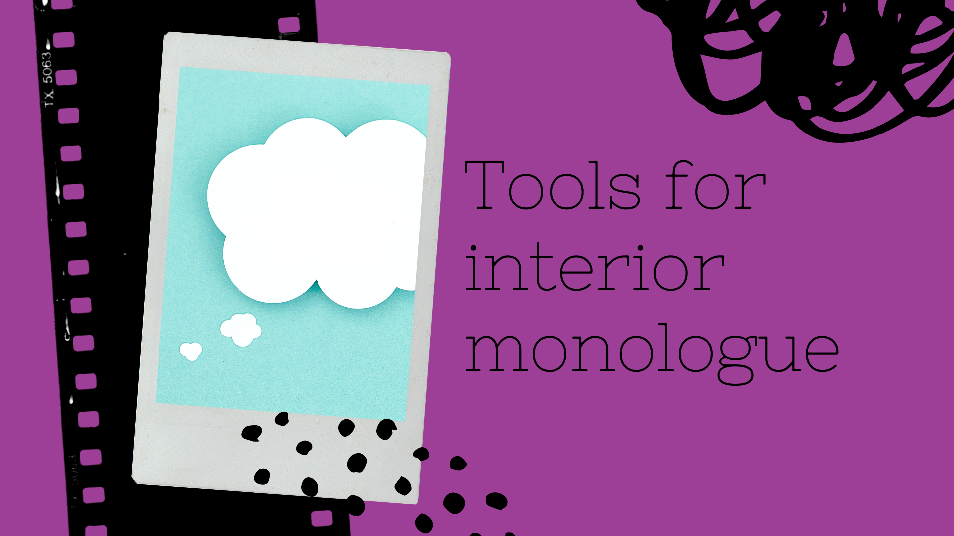 Tools for Interior Monologue