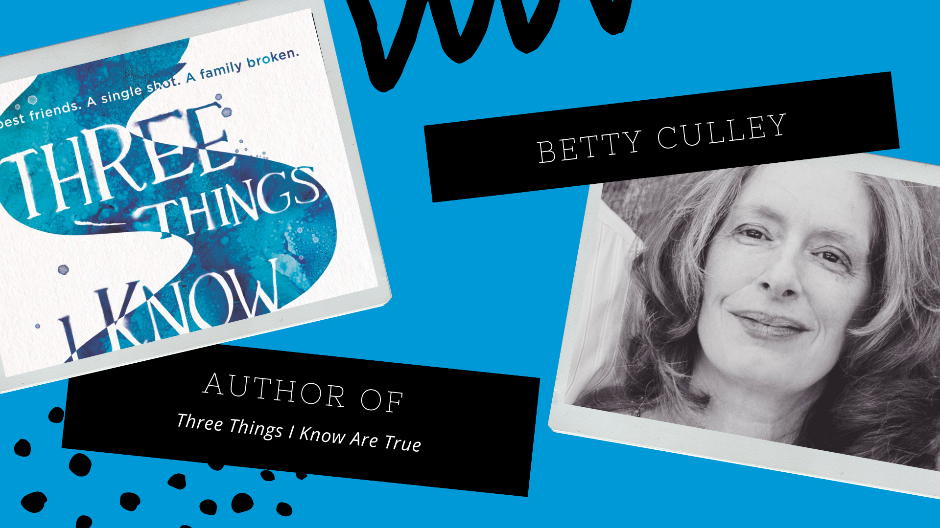 Author Interview Betty Culley