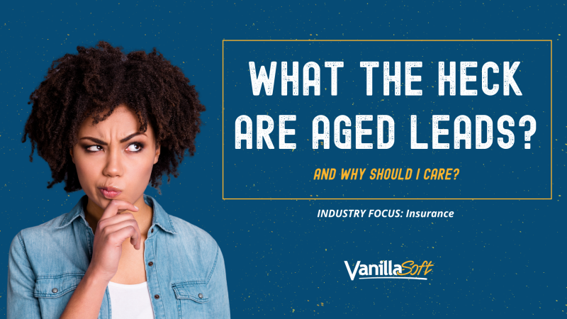 What The Heck Are Aged Leads