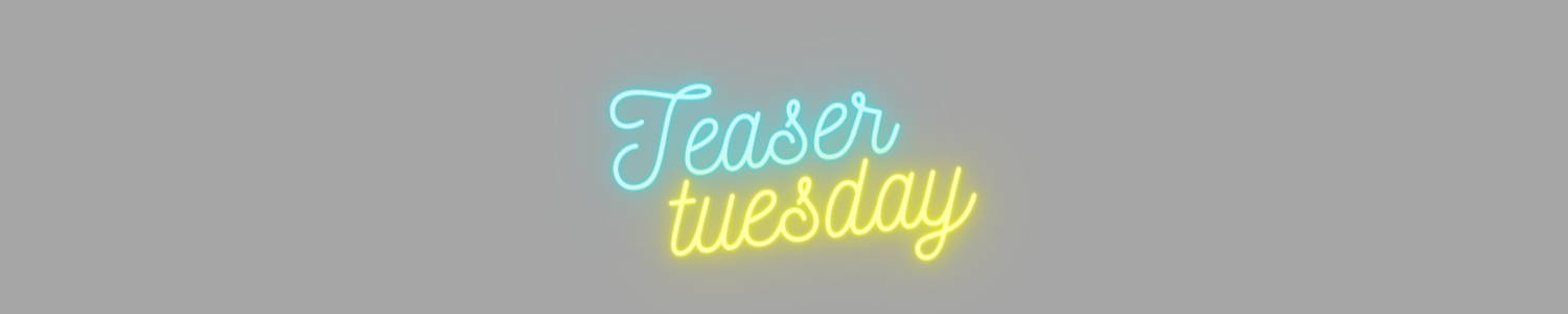 TEASER TUESDAY: A Complicated Love Story Set in Space