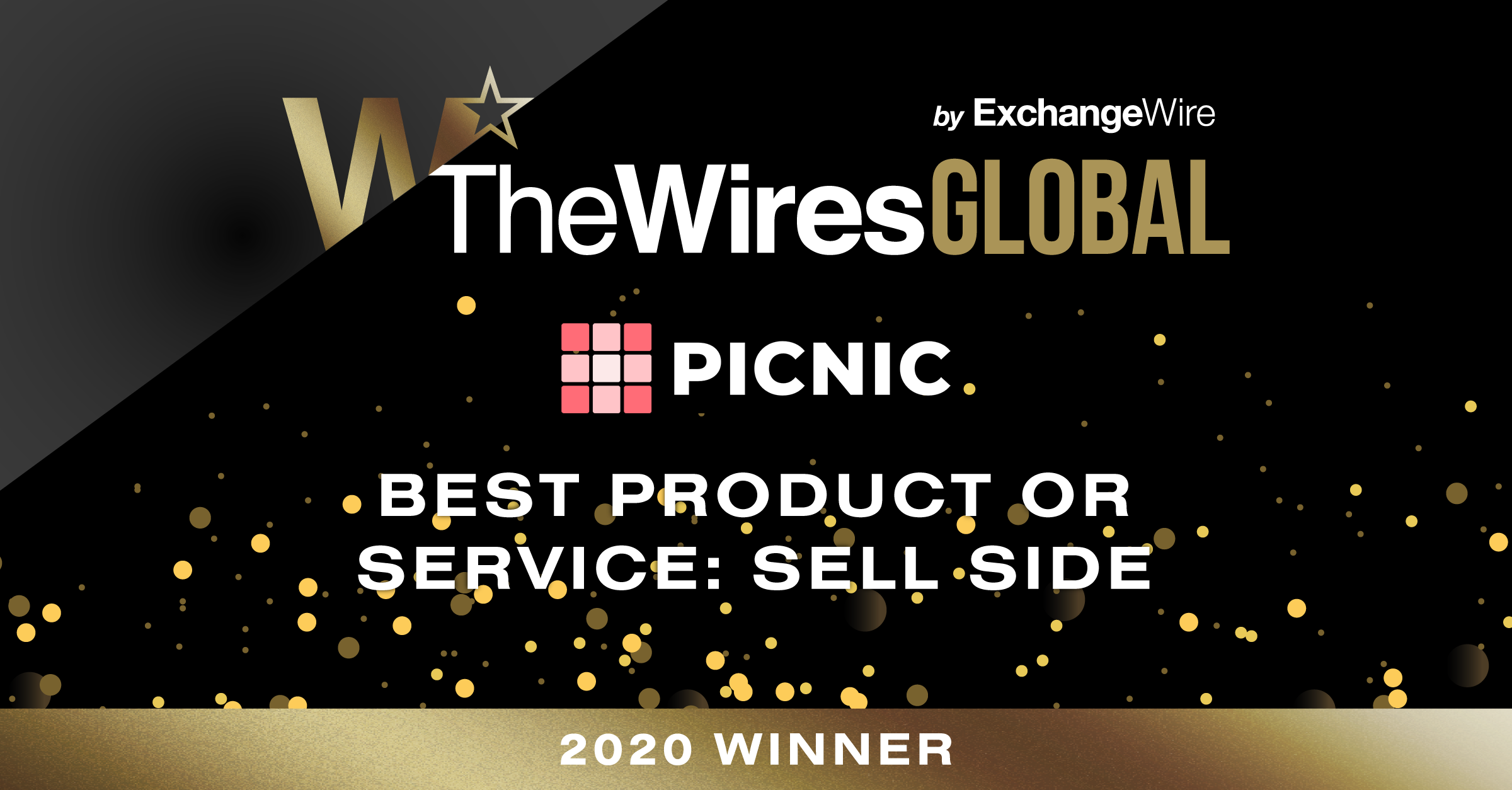 Picnic launches studio and scoops best new supply side product or service at The Wires Global