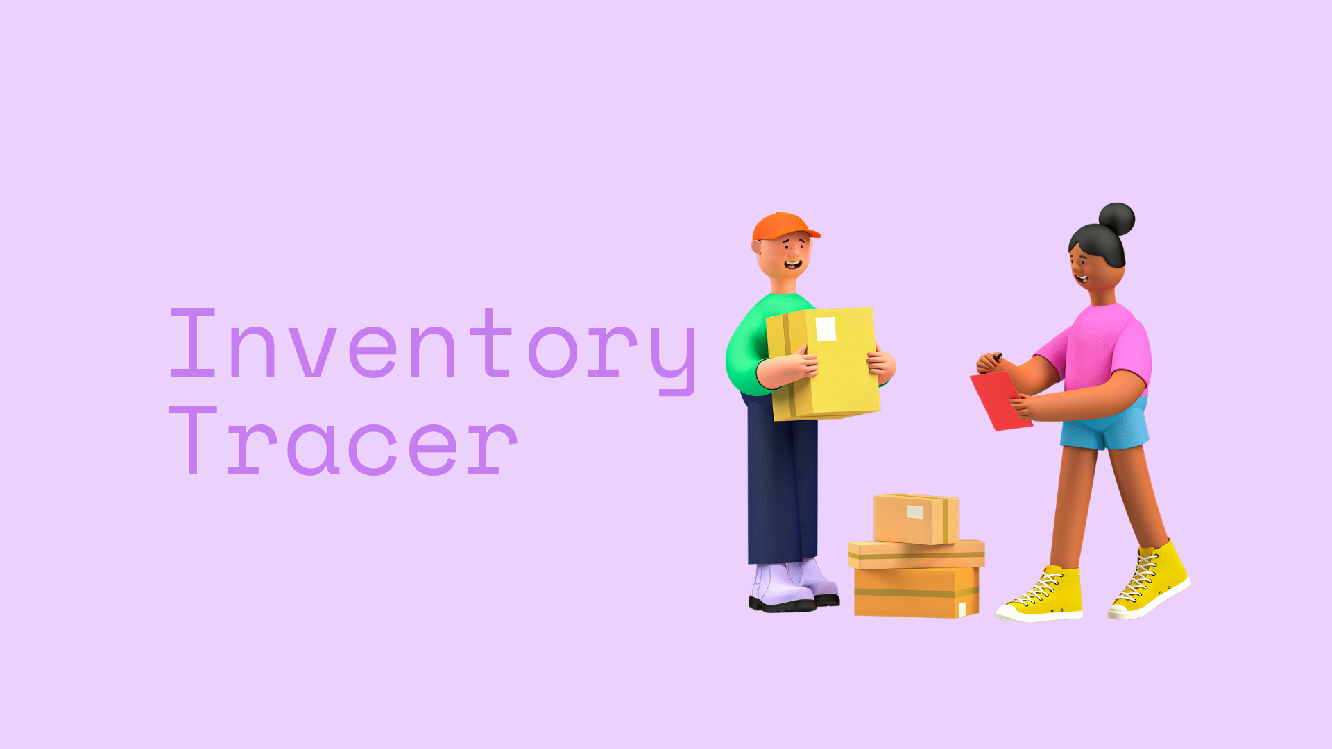 Inventory Tracer